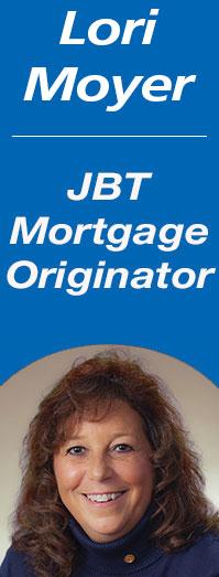 Photo of Lori Moyer, JBT Mortgage Originator