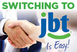 switching to JBT is easy