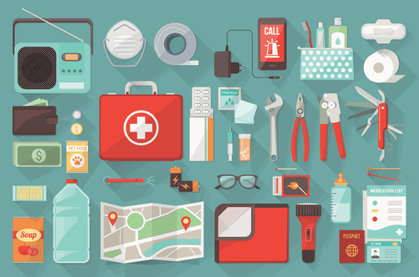 Disaster Safety Kit
